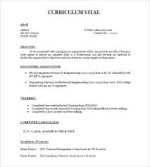 sample resume for diploma electrical engineer journeyman