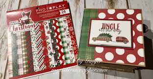 photoplay mad 4 plaid christmas countdown mini album u2013 my sisters