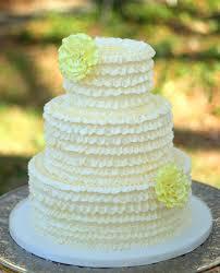 wedding cake gum ruffle wedding cake archives ambrosia cake creations