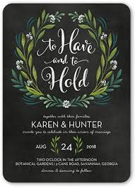 wedding invitations shutterfly forever foliage 5x7 wedding invitations shutterfly