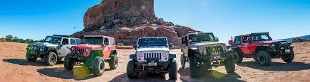 20th Moab 2018 Jeep Jamboree Usa