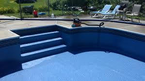inground pool liners installation pools for home