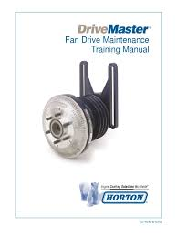 dm manual fan clutch pdf valve switch