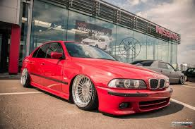stanced ferrari stanced bmw 5 e39 cartuning best car tuning photos from all