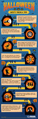 halloween flashlights halloween safety tips and tricks infographic safety
