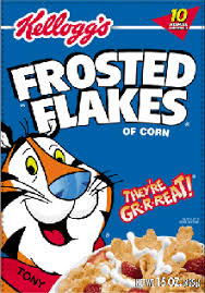 Frosted Flakes Meme - kellogg s 2012 outlook not so gr r reat nyse k