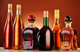 alcoholic drinks bottles the 3 healthiest types of alcohol