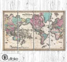 the 25 best antique world map ideas on pinterest world wide map