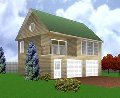 Rv Garage With Living Space G418 Apartment Garage Plans 26 X 36 X 9 With 2nd Story Apartment