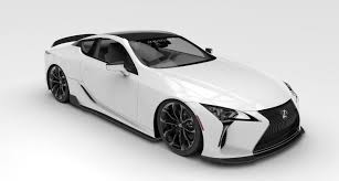 lexus sema 2016 this jon sibal desinged lexus lc will materialize at sema