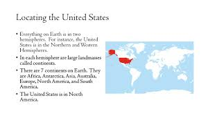 Seven Continents Map Geography Review Mr Webster U0027s Class Vocabulary Hemisphere U2013 One