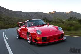 porsche 993 gt2 evo the rawest of them all total 911