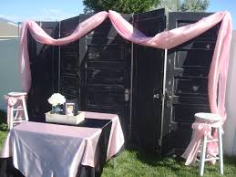 wedding backdrop doors adore your decor utah wedding antique door shabby chic backdrop