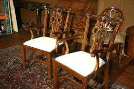 Chippendale Dining Room Furniture Chippendale Dining Room Furniture Leg Dining Chairs High