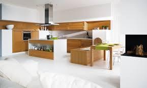 ilot cuisine table a manger cuisine îlot central élégance et luxe dans espace 31 idées