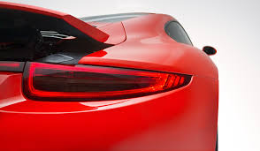 porsche matte red lava orange porsche c4 gts new car detail at nwas