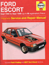 100 haynes repair manual ford escort how to install replace