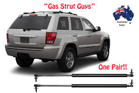 cherokee jeep 2010 gas struts suit jeep grand cherokee wh wk models 2005 to 2010