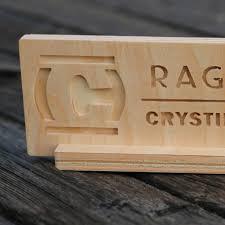 Wooden Desk Name Plates Desk Name Plate U2013 Cgilly Goods