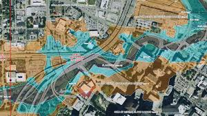 Traffic Map Houston Where Are The Floodplains In Houston Check This Map Khou Com