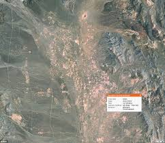Fallout New Vegas Interactive Map by Out Of This World Interactive Map Reveals Moon Like Craters