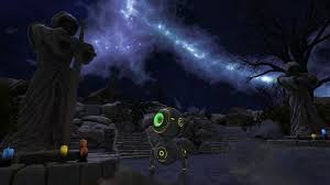 halloween horror nights virtual reality virtual reality horror night vr seance geekzonia
