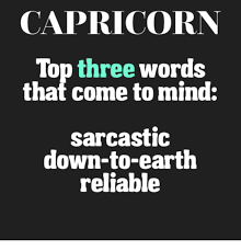 Capricorn Meme - funny capricorn meme photo wishmeme