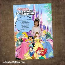 disney character birthday invitations cloveranddot com