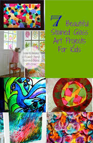 7 beautiful stained glass art projects for kids fabulessly frugal