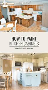 the kitchen cabinet makeover north country nest