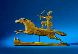 Maine Weathervanes The Art Museums Of Colonial Williamsburg Join The Prestigious