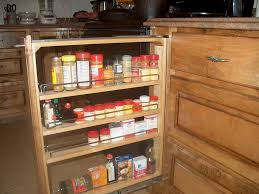 pull out racks for cabinets furniture pull out spice rack awesome spice racks cabinet spice