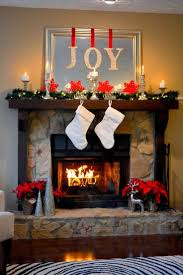 best 25 decorating mantle for christmas ideas on pinterest