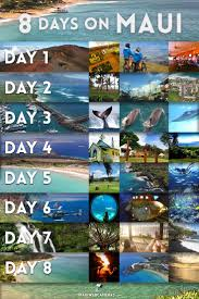 things to do on maui 8 day maui itinerary maui wowie pinterest hawaii