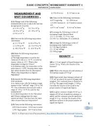 chemistry worksheets handouts atomic orbital fahrenheit