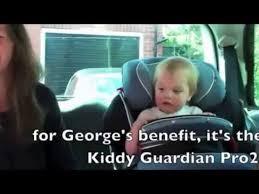 siege auto kiddy guardian kiddy guardian pro 2 обзор на английском