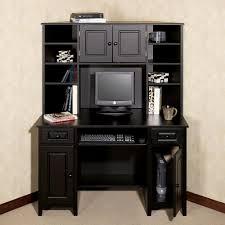 60 desk with hutch top 60 great monarch specialties computer desk cappuccino furniture