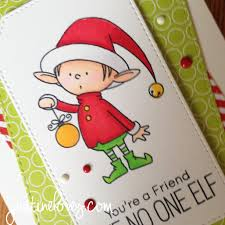 12 days of cards day 7 santa s elves