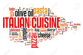 word for cuisine cuisine foods like pizza pasta and lasagne word cloud
