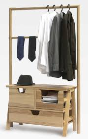 Clothes Storage No Closet 26 Clothes Racks For Homes With No Closet Space Digsdigs
