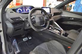 Peugeot 5008 Interior At Bologna Auto Show Indian Autos Blog