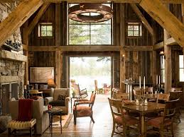 rustic home interior colors reclaimed antique barn wood siding