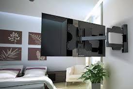 tv wall mount swing out wmx009 mount it lcd tv wall mount bracket with full motion swing