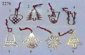 ornaments metal rainforest islands ferry