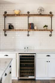 Steel Pipe Shelving by Best 25 Gas Pipe Ideas On Pinterest Pipe Decor Industrial Side