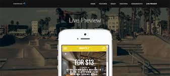 10 amazing mobile html templates wdexplorer