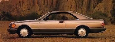 1986 mercedes 560 sec find low mileage 1987 mercedes 560 sec found on ebay