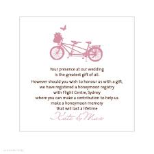 wedding gift card registry wedding invitation wording no gift list yaseen for with regard to