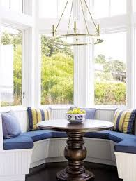 Best Bay Window Makeover Images On Pinterest Kitchen Dining - Bay window kitchen table