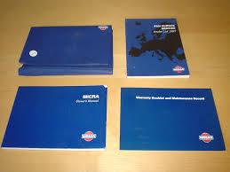 nissan micra haynes manual pdf nissan micra k11 owners manual handbook with wallet 1992 2003